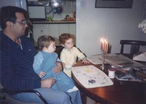 Hanukkah 1985