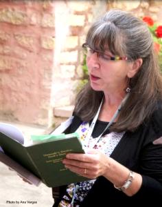 Miriam at Church of Visitation AGAIN NEW NEW NEW credit Ana Vargas
